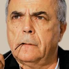 Crititcul Nicolae Manolescu, fostul peședinte al USR, cel care se află la originea scandalului din Uniune